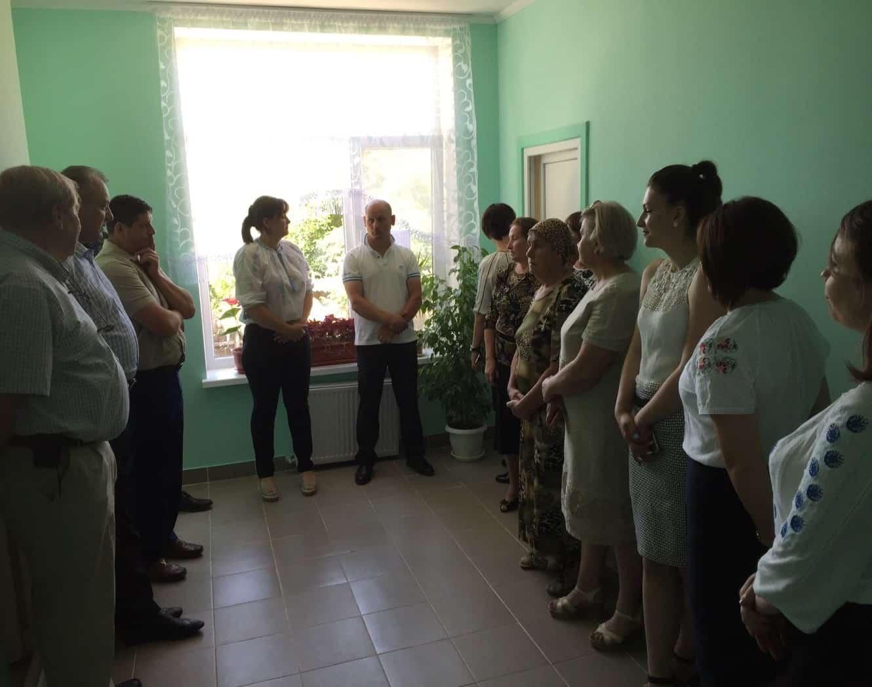 Werkbezoek aan Moldavië juni 2018